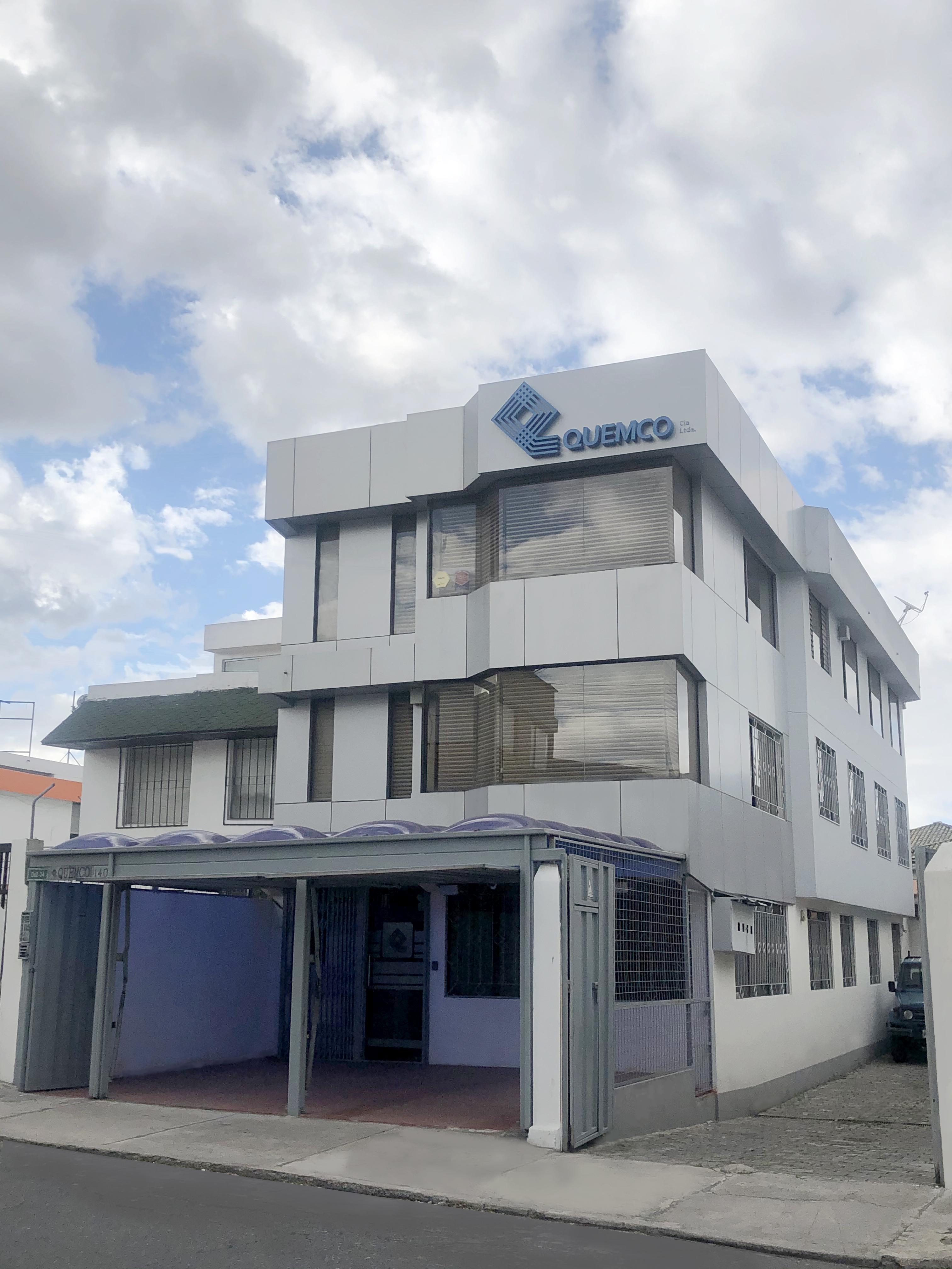 Quemco Cia. Ltda. Quito - Ecuador